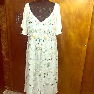 Eye catching ASOS Elegant Jewles dress